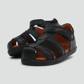Bobux Toddler I-Walk Roam Sandal Black