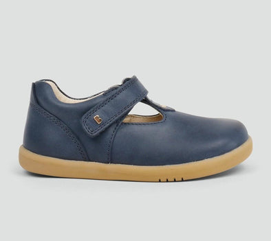Bobux I-Walk Louise T-Bar Navy