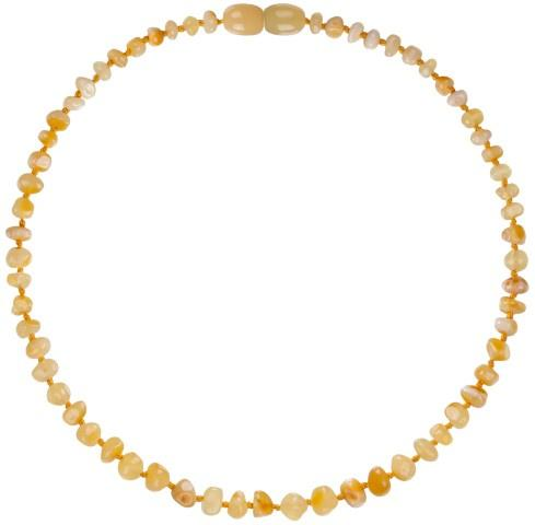 Amber Bud Necklace Butterscotch