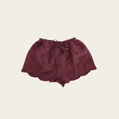 Jamie Kay Quinn Short Grape