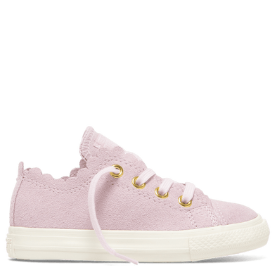 Converse Toddler Low Top Frilly Thrills Pink