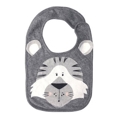 Tiger Face Bib