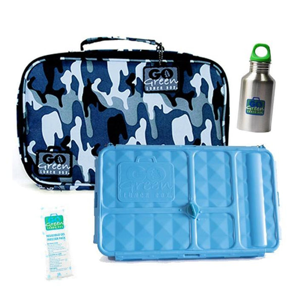 Go Green Original Lunch Box Set Camo