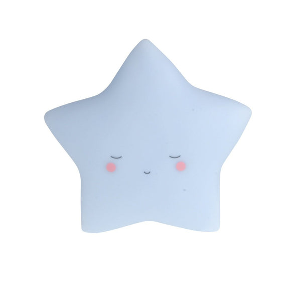 Little Dreams Light Blue Star