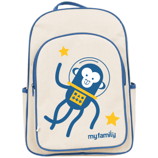 Space Monkey Backpack