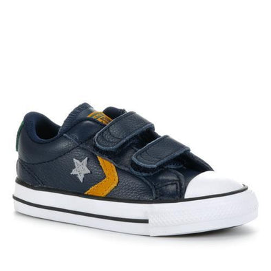 Converse Toddler Star Player Leather 2V Ox Midnight