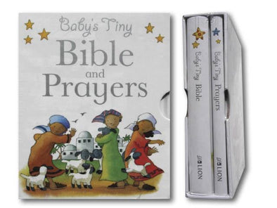 Baby's Tiny Bible & Prayers