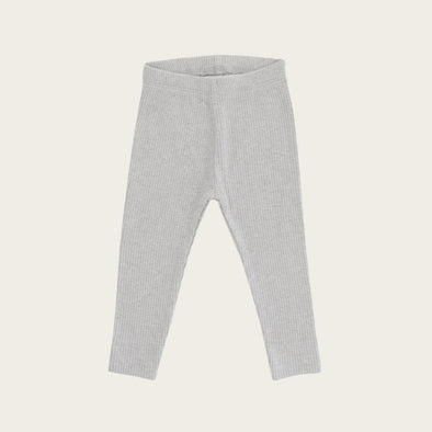 Jamie Kay Organic Essential Leggings Light Grey Marle