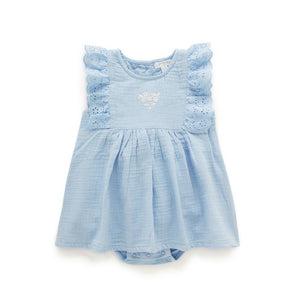 Pure Baby Oasis Bodysuit Dress