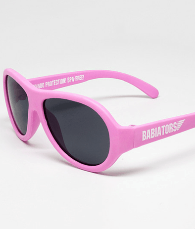 Princess Pink Aviator Babiators