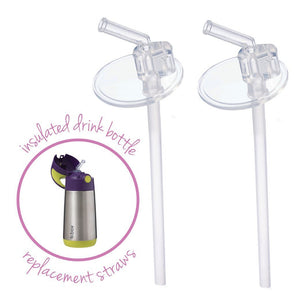 b.box Insulated Drink Bottle Straw Replacement