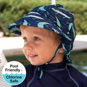 Crocodile Legionnaire UPF50+ Swim Hat