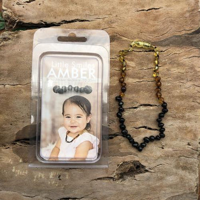 Amber Necklace 33-35cm Rainbow Amber