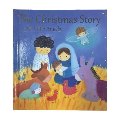 The Christmas Story For Little Angels