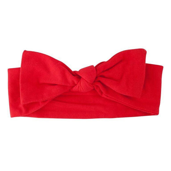 Red Holly Headband