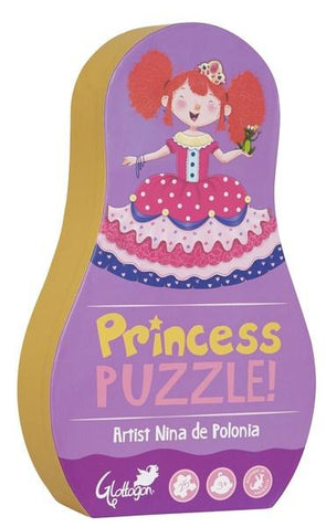 People Puzzle Princess