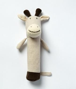 Jack The Giraffe Baby Rattle