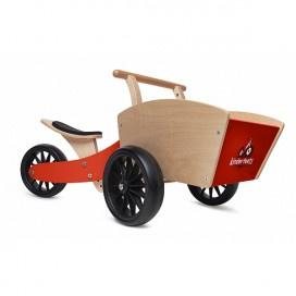 Cargo Trike Racing Red