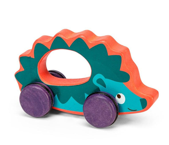 Harrison Hedgehog On Wheels