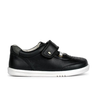 Bobux I-Walk Ryder Trainer Black/Charcoal