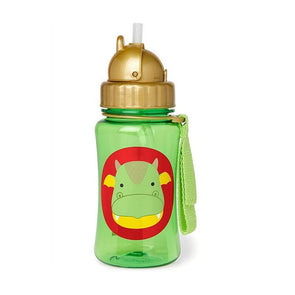 Skip Hop Straw Bottle Dragon