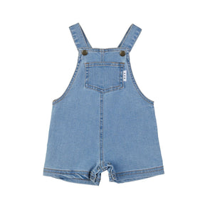 Huxbaby Short Denim Overalls