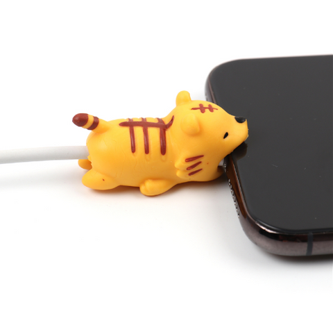 Image of Animal Phone Cable Protector