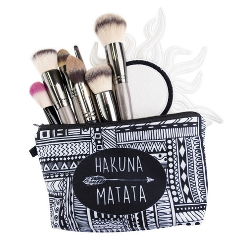 Image of 3D Print Makeup Bag
