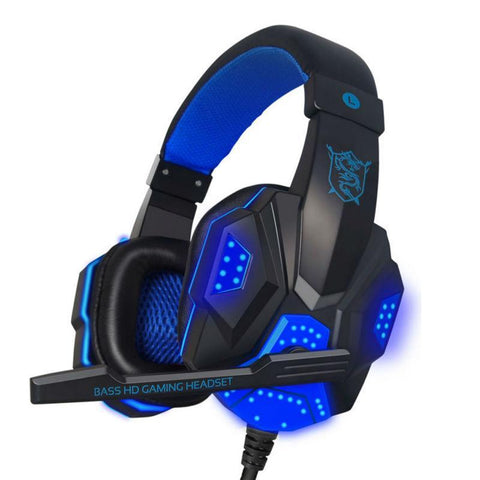Image of LED Gaming Headset