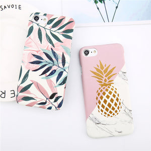 Tropical iPhone Cases