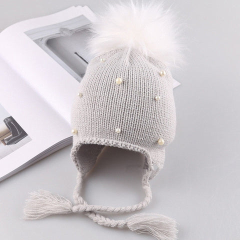 Image of Winter Baby Beanie