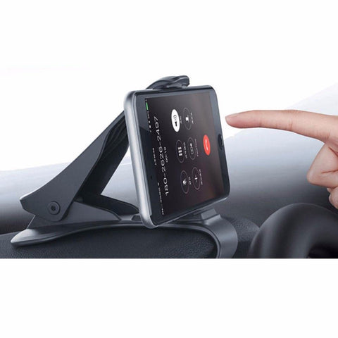 Image of CAR CLIP-ON PHONE HOLDER