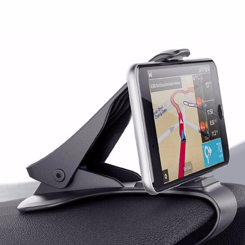 CAR CLIP-ON PHONE HOLDER