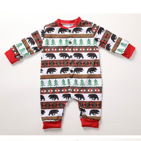 Image of Family Christmas Pajamas