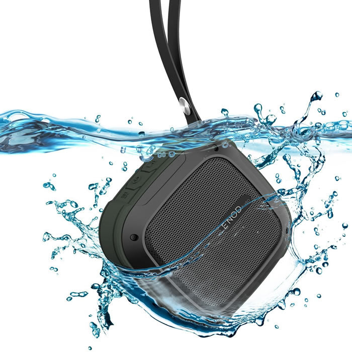 E'NOD / ENOD THEIA Waterproof Wireless Speaker - Green
