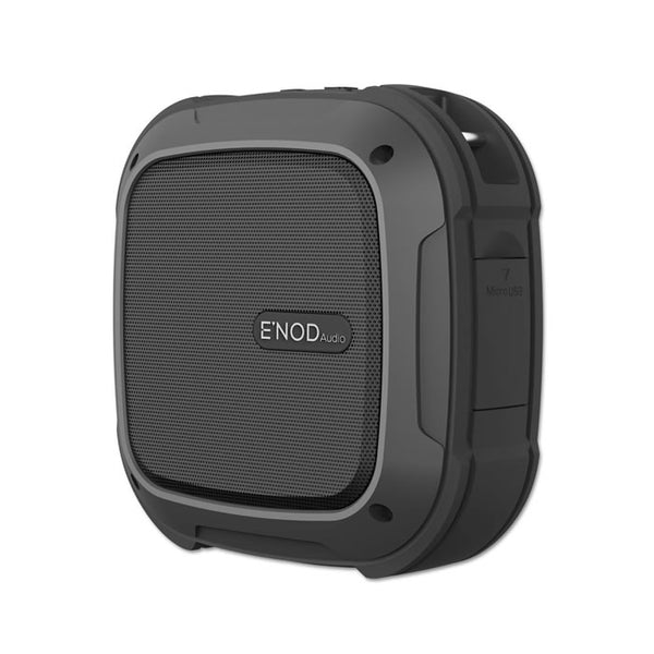 E'NOD THEIA Waterproof Wireless Speaker - Grey