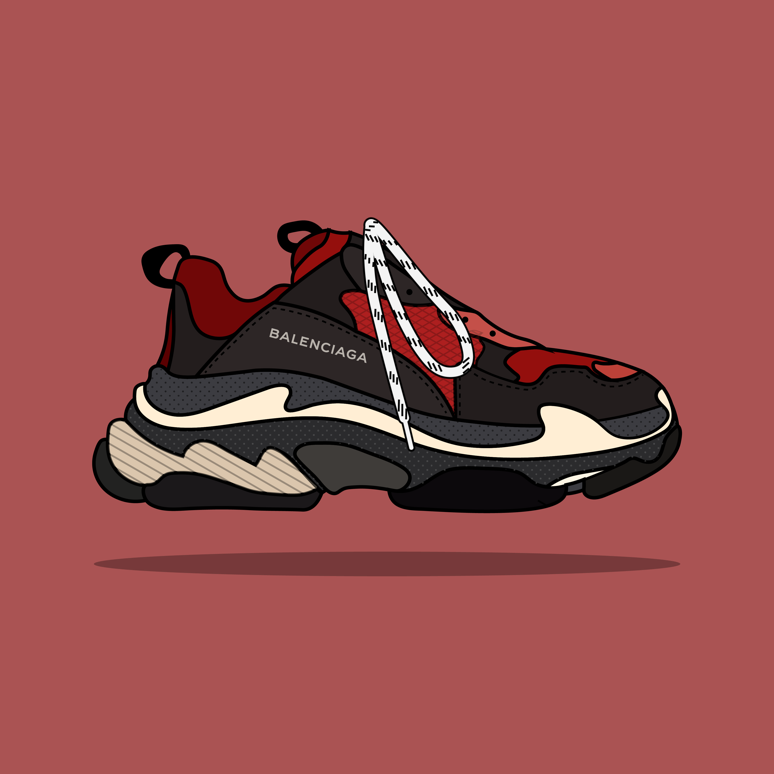 MOST HYPED SNEAKERS OF 2018 ( SNEAKERS