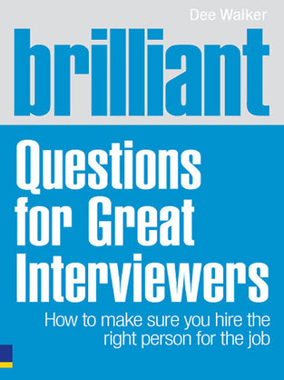 Brilliant Interview Questions ebook