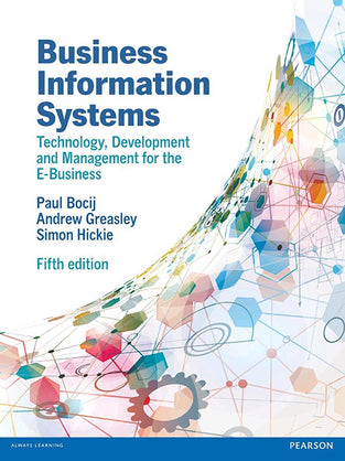 Business Information Systems, 5th edn