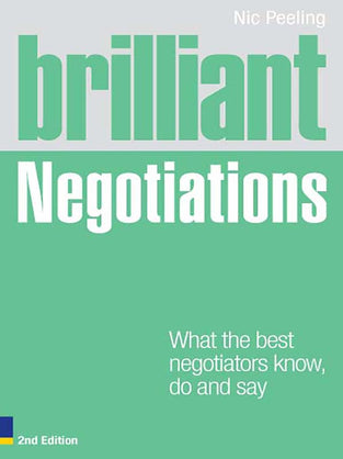 Brilliant Negotiations 2e