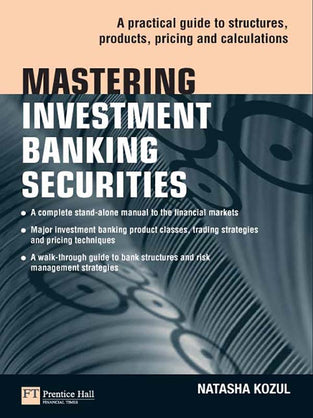 Mastering Investment Banking Securities