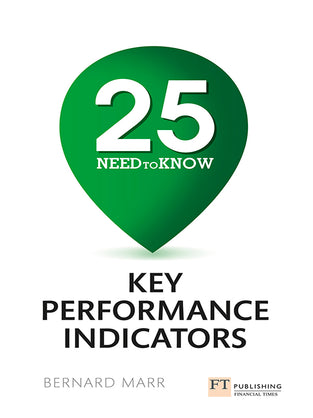 25 Need-To-Know Key Performance Indicators