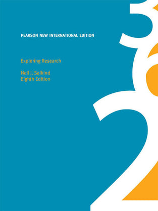 Exploring Research: Pearson New International Edition