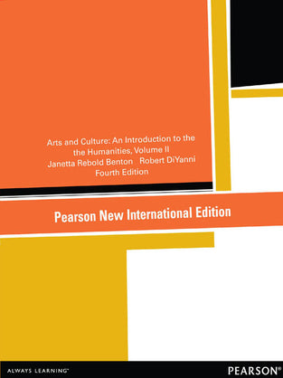 Arts and Culture: An Introduction to the Humanities, Volume II