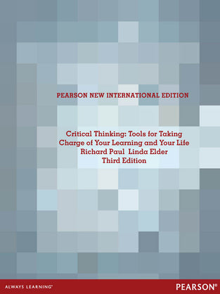 Critical Thinking: Pearson New International Edition