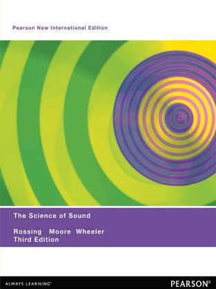 Science of Sound, The