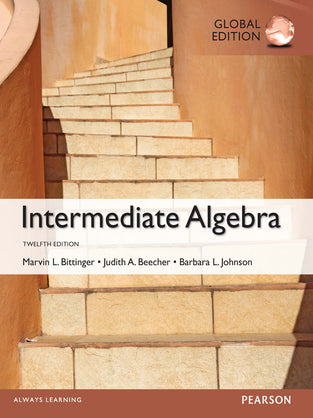 Intermediate Algebra, Global Edition