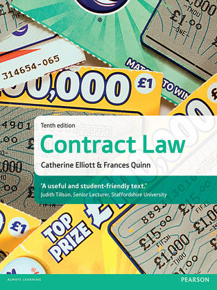 Contract Law 10th Edition