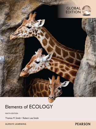 Elements of Ecology, Global Edition