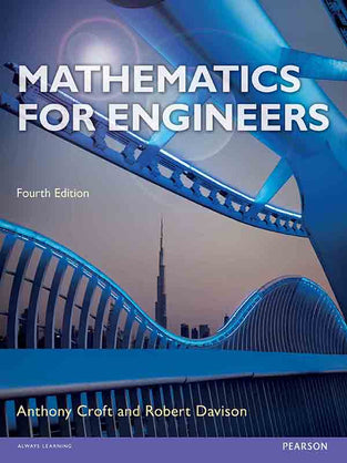 Mathematics for Engineers 4th Edition
